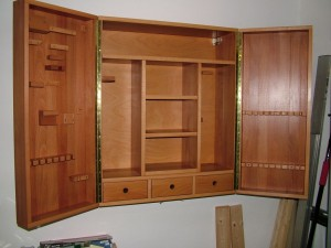 werkzeugschrank christians holzprojekte. Black Bedroom Furniture Sets. Home Design Ideas